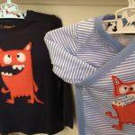 Monster Shirt (Langarm oder Kurzarm) diverse Größen