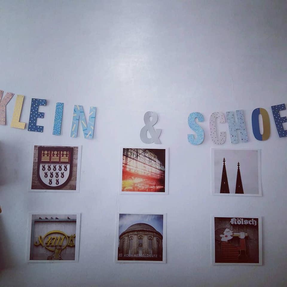 """""""Klein und Schön"""" - das Atelier"""