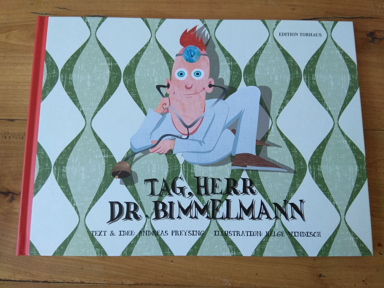 Buch: Tag, Herr Dr. Bimmelmann
